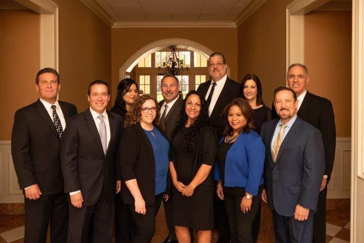 Caputo & Van Der Walde LLP Group Photo